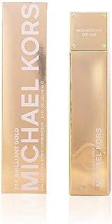 Michael Kors 24K Brilliant Gold for Women, Eau de Parfum 100ml