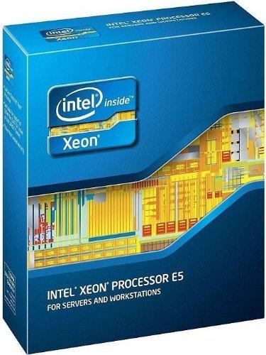 Intel Xeon E5-2697 v2 Procesador de doce núcleos 2,7 GHz 8,0 GT/s 30 MB LGA 2011 CPU BX80635E52697V2 (renovado)