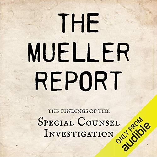 Couverture de The Mueller Report