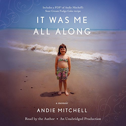 It Was Me All Along audiobook cover art