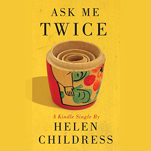 Ask Me Twice audiobook cover art