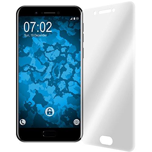 PhoneNatic 4er-Pack Bildschirmschutzfolien klar Flexible Folien kompatibel mit Yota Yotaphone 3
