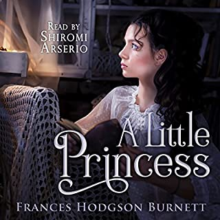 A Little Princess                   By:                                                                                                                                 Frances Hodgson Burnett                               Narrated by:                                                                                                                                 Shiromi Arserio                      Length: 7 hrs and 1 min     7 ratings     Overall 4.3