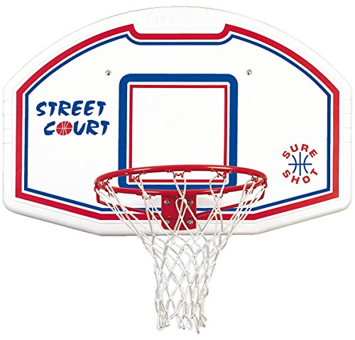 Sport-Thieme Basketball-Wandanlage New York