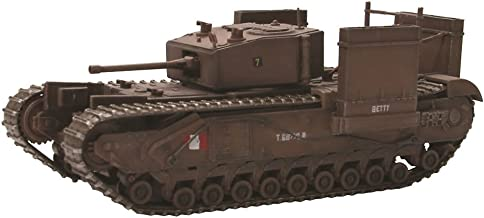 Dragon Models 1/72 Churchill Mk.III Fitted for Wading Jubilee Dieppe France 1942 Military Building Kit