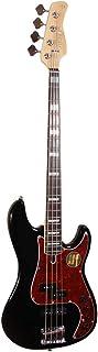 Sire Marcus Miller P7 ALDER-4 BK Bass Negro interruptor y marco para enchufes