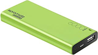 Promate Power Bank, High-Capacity 6000mAh Ultra Compact Portable Battery Charger with 2.1A USB Port Charger and Automatic ...