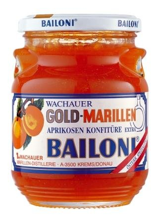 Bailoni Wachauer Gold-Marillenkonfitüre 450g