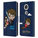 Head Case Designs Officiel Harry Potter Personnages Deathly Hallows I Coque en Cuir à Portefeuille...