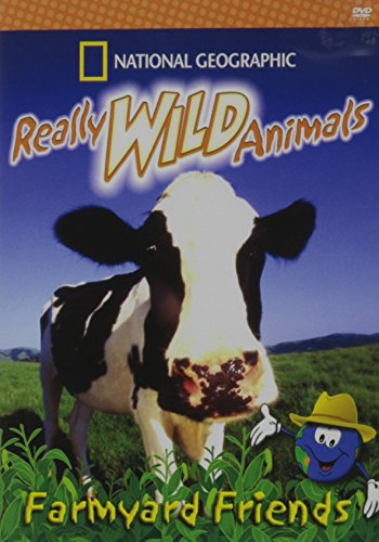 National Geographic Really Wild Animals Farmyard Friends