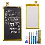 LIS1594ERPC Batterie de rechange Li-polymère compatible avec Sony Xperia Z5 Compact Xperia Z5c E5803 E5823 S50 1293-8715