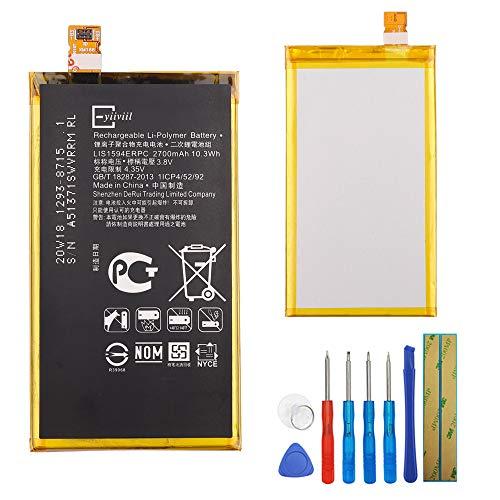 Batteria di ricambio ai polimeri di litio LIS1594ERPC compatibile con Sony Xperia Z5 Compact Xperia Z5c E5803 E5823 S50 1293-8715