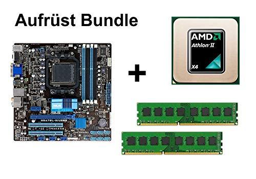 CSB Aufrüst Bundle - ASUS M5A78L-M/USB3 + Athlon II X4 620 + 4GB RAM