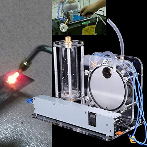 QIZHI Electrolysis Water Machine Oxygen Generator Stainless Steel AC 100-240V