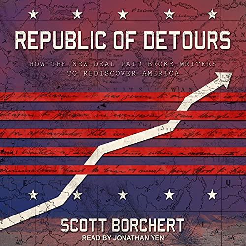 Republic of Detours Audiobook By Scott Borchert cover art