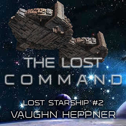 The Lost Command audiobook cover art