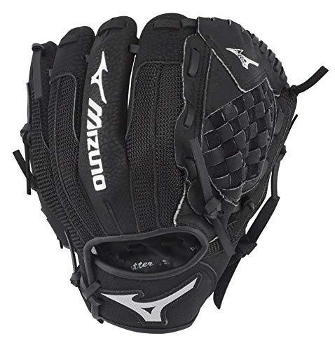 Mizuno GPP1000Y3 Youth Prospect Series PowerClose Baseball Gloves, 10', Right Hand Throw