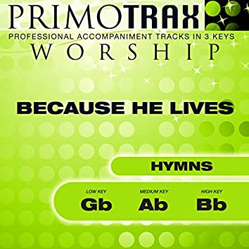 Because He Lives (Worship Primotrax) [Performance Tracks] - EP