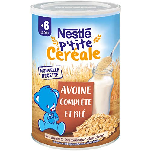 cereales nestle bebe carrefour