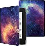 Case for All-New Kindle Paperwhite (10th Generation, 2018 Release) - Premium Lightweight PU Leather Cover with Auto Sleep/Wake for Amazon Kindle Paperwhite E-Reader (Galaxy)