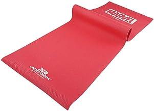 JOEREX MARVEL PVC Yoga Mats, 10mm - By Hirmoz, Eco Friendly Fitness Exercise Mat Non Slip Workout Mat Sustainable Pilates ...