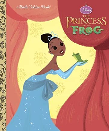 The Princess and the Frog by RH Disney(2009-10-13)