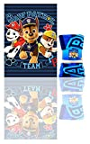 Paw Patrol Blanket Soft Touch Fleece Plaid Blanket ,Official Licenced