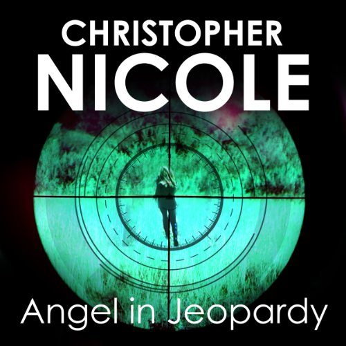 Angel in Jeopardy audiobook cover art