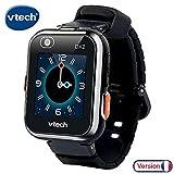 VTech Kidizoom Smartwatch Connect DX2 – Noire – Montre Connectée Pour Enfants