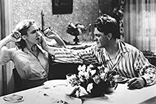 James Cagney smashes Grapefruit into Mae Clarke's face The Public Enemy 24x18 Poster