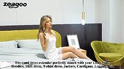 Indera Womens Rib-Knit Slip 100-Percentage Cotton 1x1 Rib 3-Pack