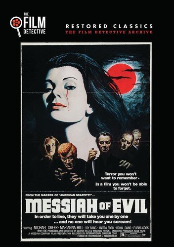 Messiah of Evil (The Film Detective Restored Version)