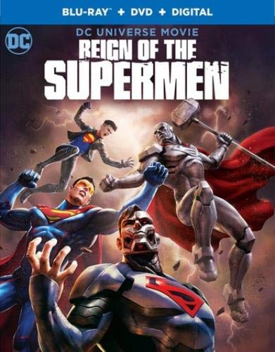 Blu-Ray - Reign Of The Supermen (2 Blu-Ray) [Edizione: Stati Uniti] (1 BLU-RAY)
