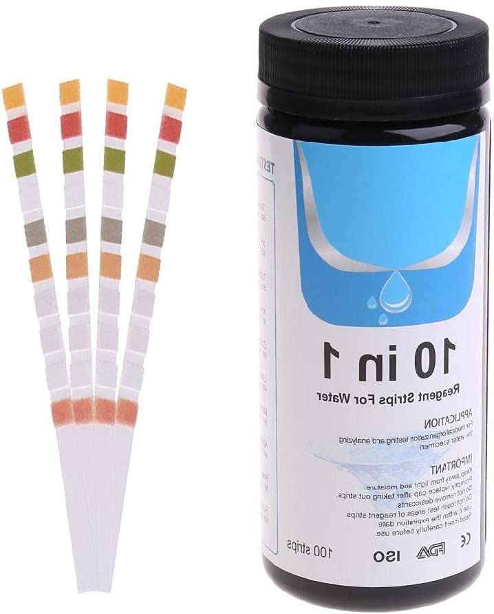 J-FEIFEI Pool and Industry No. 1 Spa Test Tubs 10-in-1 for Strips Hot Max 51% OFF