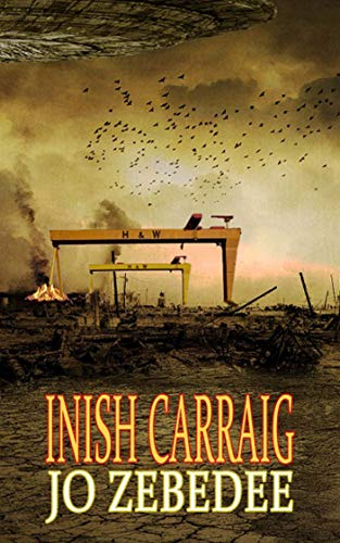 Book: Inish Carraig by Jo Zebedee