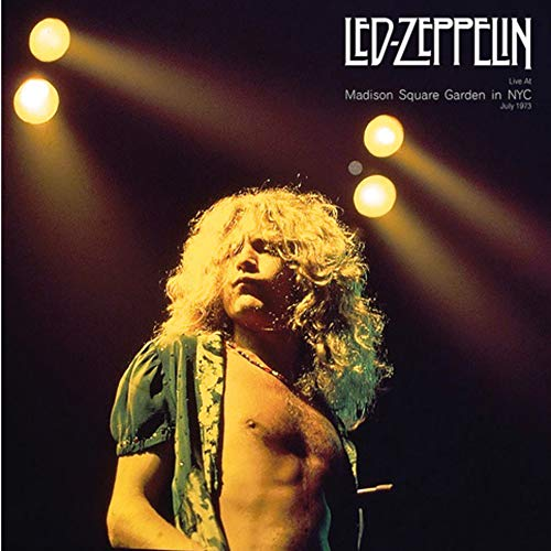 Madison Square Garden Nyc July 1973