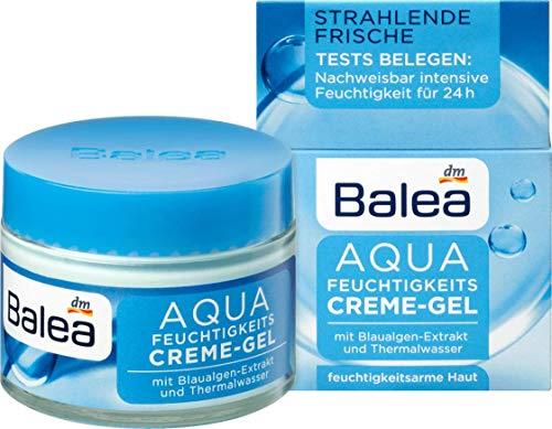 Balea Tagespflege Aqua Feuchtigkeits-Creme-Gel, 1 x 50 ml