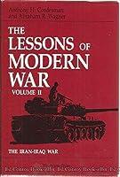 The Lessons Of Modern War: Volume Ii: The Iran-iraq War