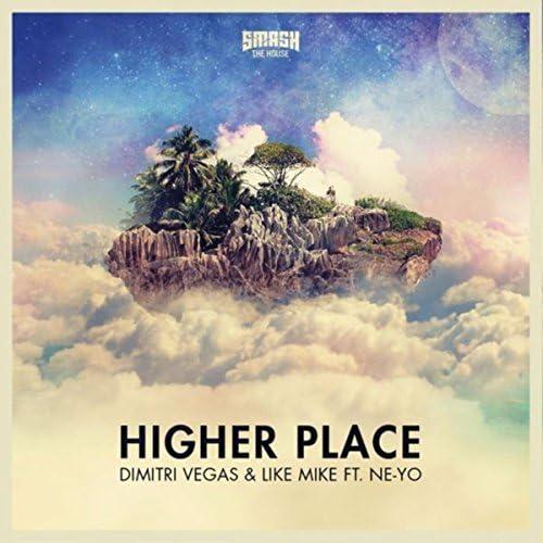 Dimitri Vegas & Like Mike, Dimitri Vegas & Like Mike feat. Ne-Yo