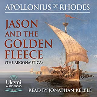 Jason and the Golden Fleece cover art