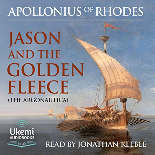 Jason and the Golden Fleece audiobook cover art