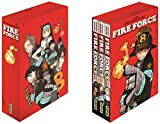 Fire Force, Tomes 1, 2 et 3