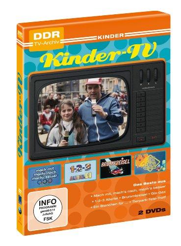 Das Beste aus dem Kinder-TV - DDR TV-Archiv [2 DVDs]