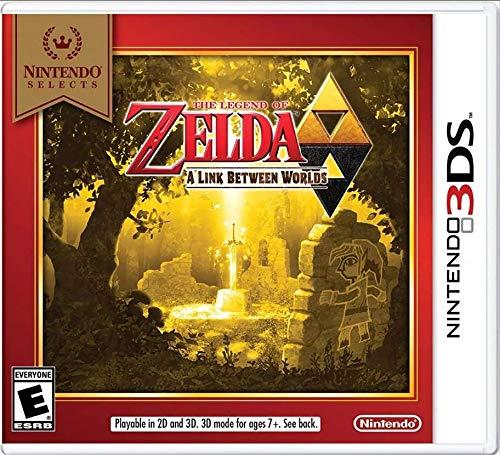 The Legend of Zelda: A Link Between Worlds 3D
