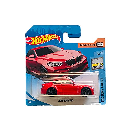 Hot Wheels 2016 BMW M2 Factory Fresh 254/365