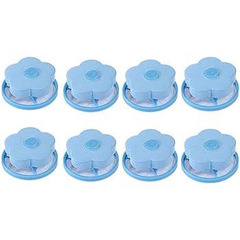OUNONA 10 UNIDS S/ólido Bola de Lavado Colorida Bola de Lavado Bola de Lavadora Reutilizable Bolas para Limpieza de Ropa Colores Mezclados
