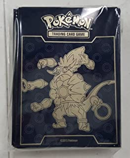 65 Mega Hoopa EX Sleeves / Deck Protectors (for Pokemon Cards) From Ancient Origins Elite Trainer Box