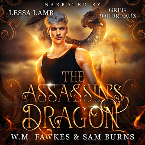 The Assassin's Dragon  By  cover art