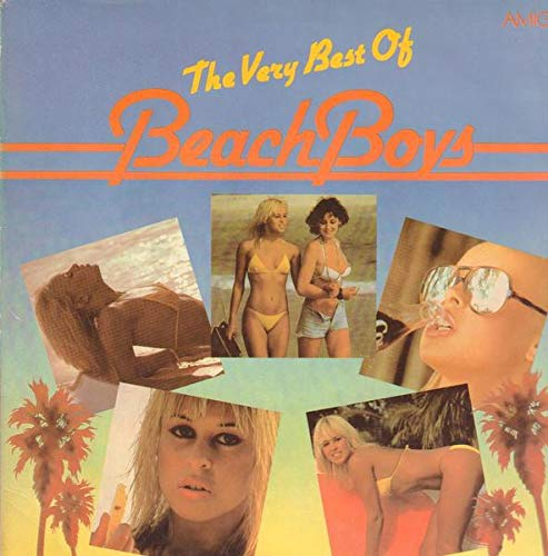 Beach Boys, The - The Very Best Of - AMIGA - 8 56 144