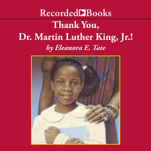 Thank You, Dr. Martin Luther King, Jr.! audiobook cover art